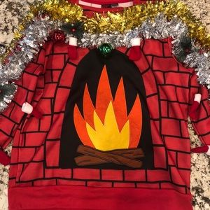 Other - Last minute Ugly Christmas sweater.